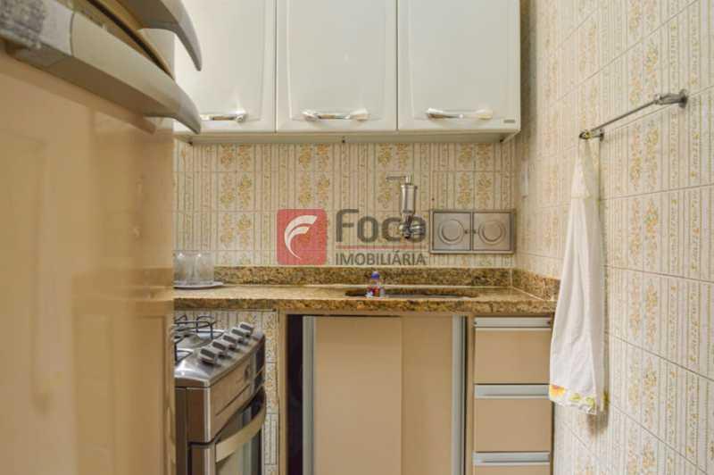 COZINHA - Apartamento à venda Rua Artur Bernardes,Catete, Rio de Janeiro - R$ 560.000 - JBAP10373 - 21