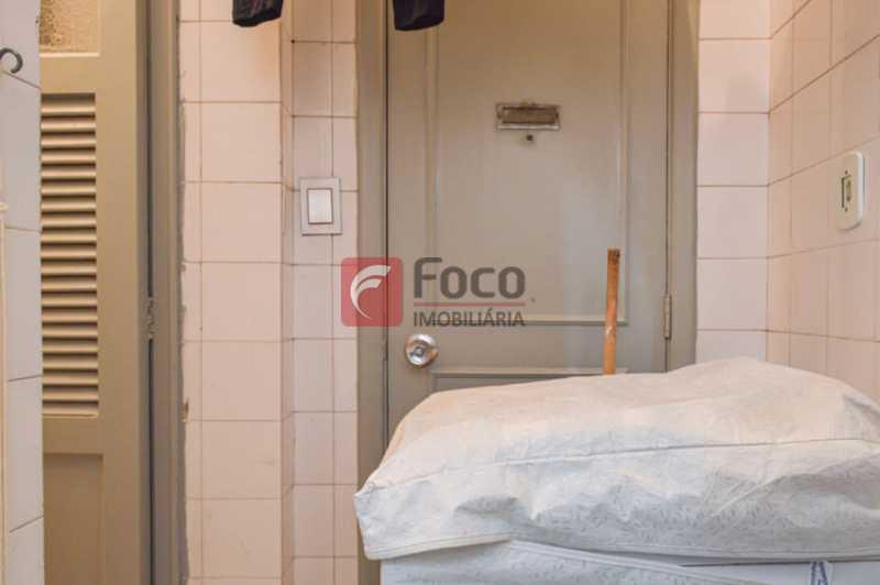 AREA DE SERVIÇO - Apartamento à venda Rua Artur Bernardes,Catete, Rio de Janeiro - R$ 560.000 - JBAP10373 - 27