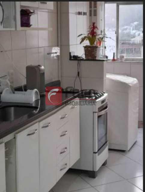Cozinha 1 - Apartamento à venda Rua Sacopa,Lagoa, Rio de Janeiro - R$ 1.160.000 - JBAP21209 - 8