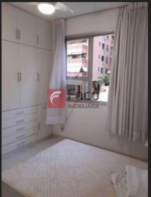 Quarto 1 - Apartamento à venda Rua Sacopa,Lagoa, Rio de Janeiro - R$ 1.160.000 - JBAP21209 - 7