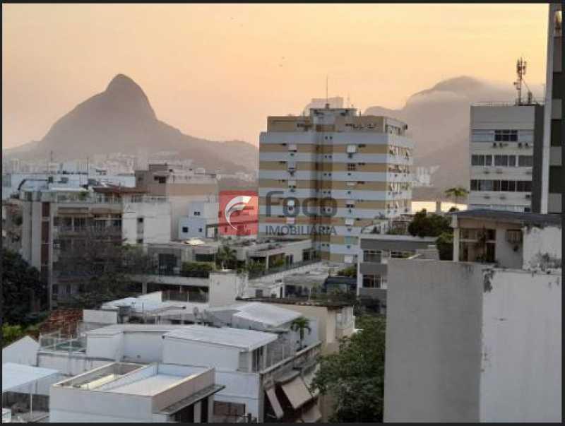 Vista 1 - Apartamento à venda Rua Sacopa,Lagoa, Rio de Janeiro - R$ 1.160.000 - JBAP21209 - 1