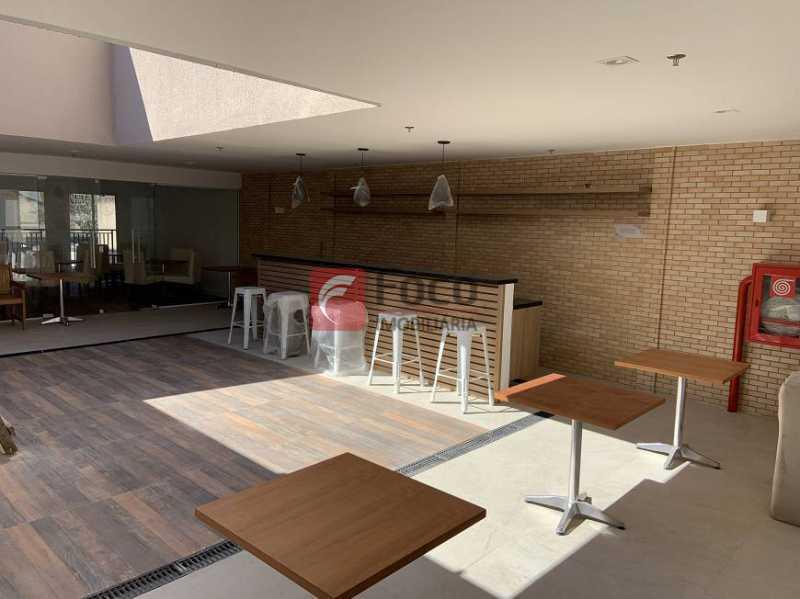 espaço goumrt - Apartamento à venda Rua do Catete,Glória, Rio de Janeiro - R$ 890.000 - JBAP21211 - 25