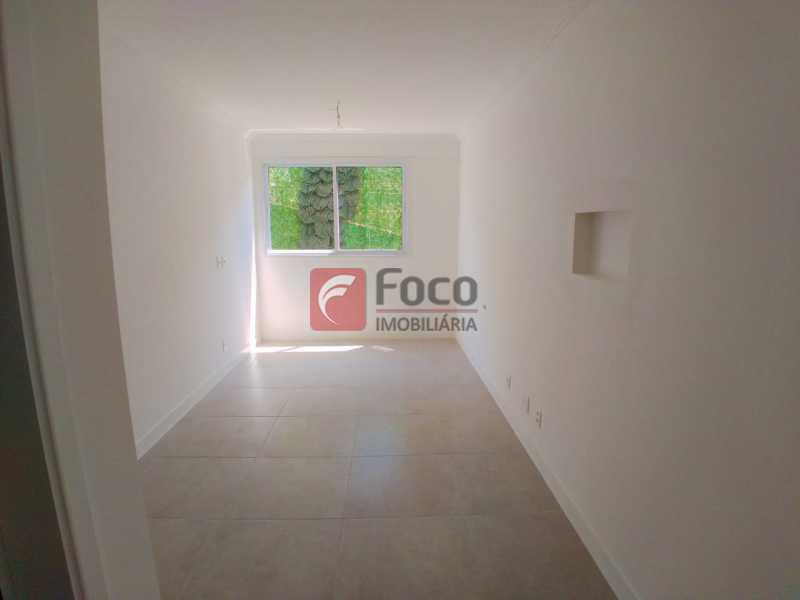 quarto 1 - Apartamento à venda Rua do Catete,Glória, Rio de Janeiro - R$ 890.000 - JBAP21211 - 8