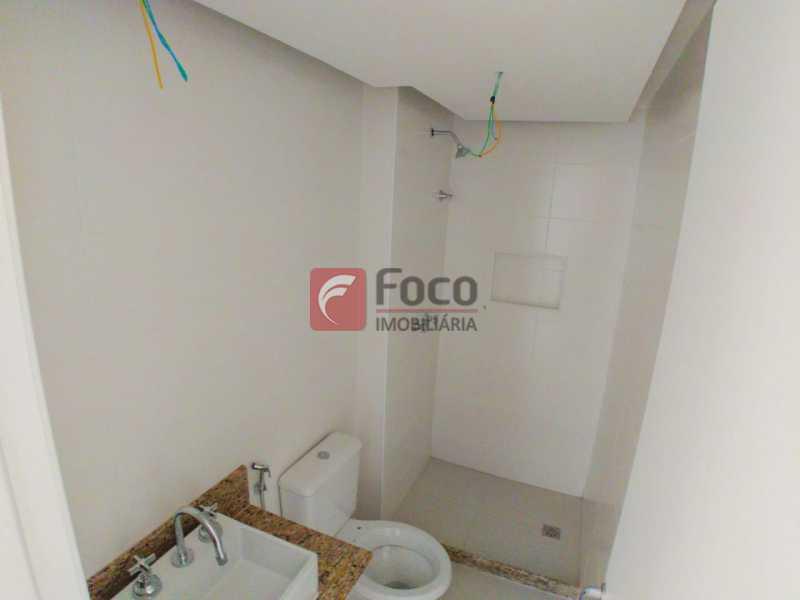 banheiro - Apartamento à venda Rua do Catete,Glória, Rio de Janeiro - R$ 890.000 - JBAP21211 - 10