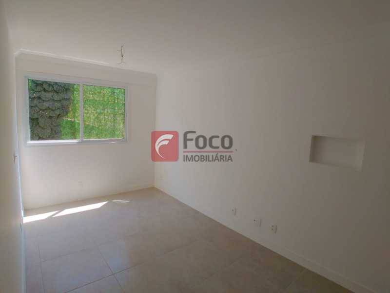 quarto 2 - Apartamento à venda Rua do Catete,Glória, Rio de Janeiro - R$ 890.000 - JBAP21211 - 11