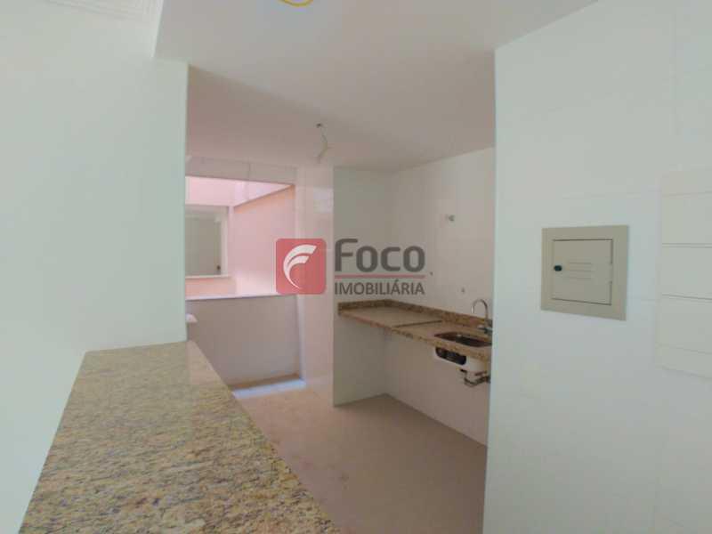cozinha - Apartamento à venda Rua do Catete,Glória, Rio de Janeiro - R$ 890.000 - JBAP21211 - 17