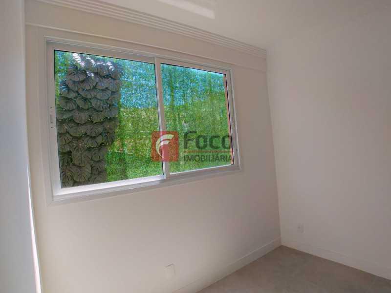 quarto 2 - Apartamento à venda Rua do Catete,Glória, Rio de Janeiro - R$ 890.000 - JBAP21211 - 14