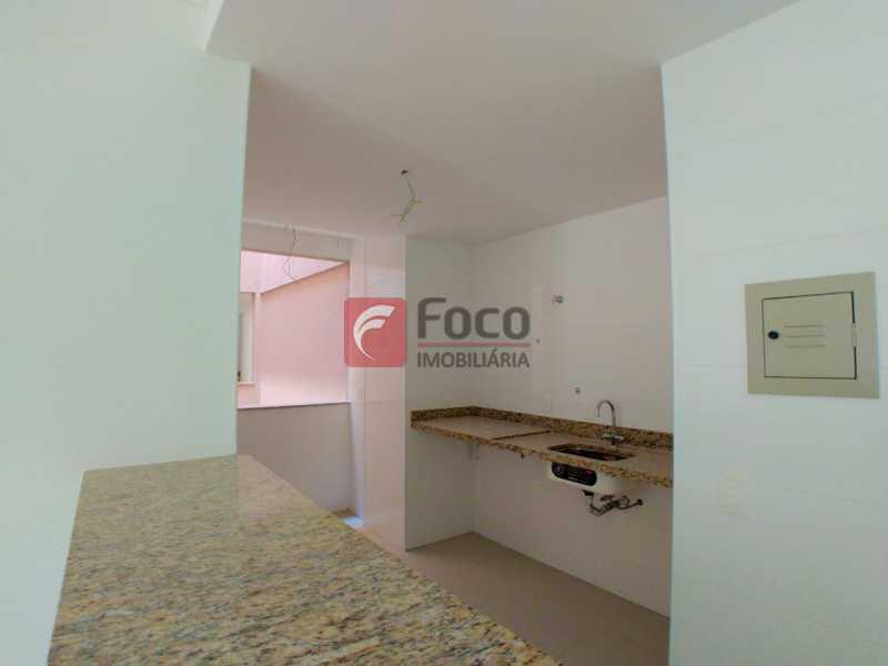 cozinha - Apartamento à venda Rua do Catete,Glória, Rio de Janeiro - R$ 890.000 - JBAP21211 - 18