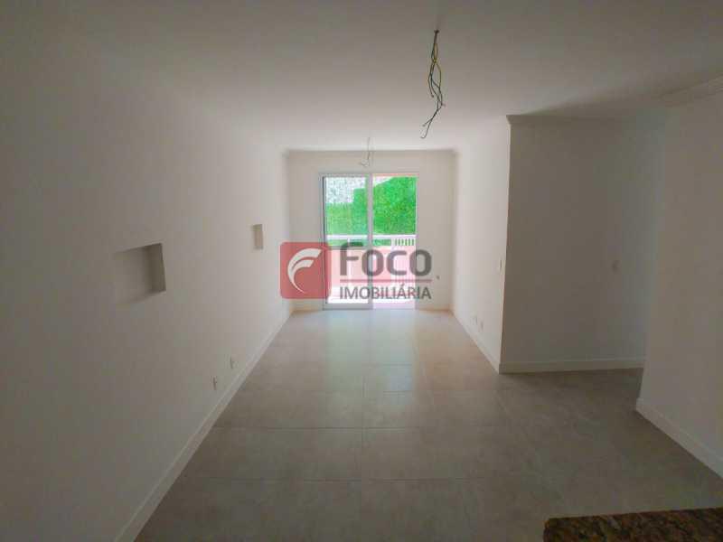 sala - Apartamento à venda Rua do Catete,Glória, Rio de Janeiro - R$ 890.000 - JBAP21211 - 4