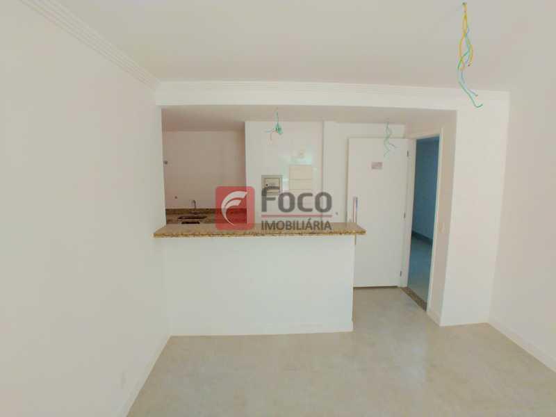 cozinha integrada - Apartamento à venda Rua do Catete,Glória, Rio de Janeiro - R$ 890.000 - JBAP21211 - 20