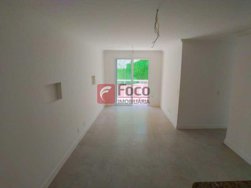 sala - Apartamento à venda Rua do Catete,Glória, Rio de Janeiro - R$ 890.000 - JBAP21211 - 5