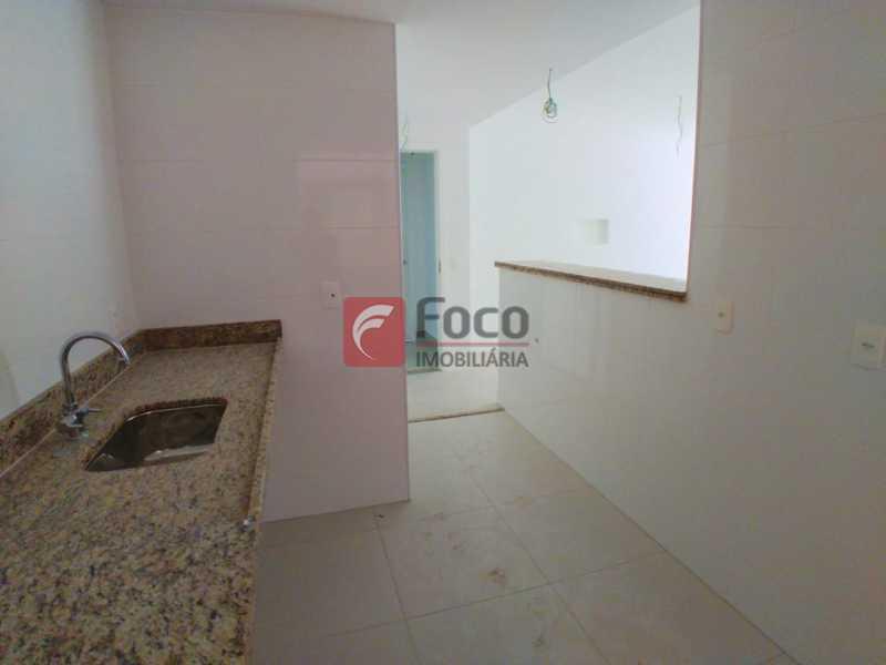 cozinha - Apartamento à venda Rua do Catete,Glória, Rio de Janeiro - R$ 890.000 - JBAP21211 - 21