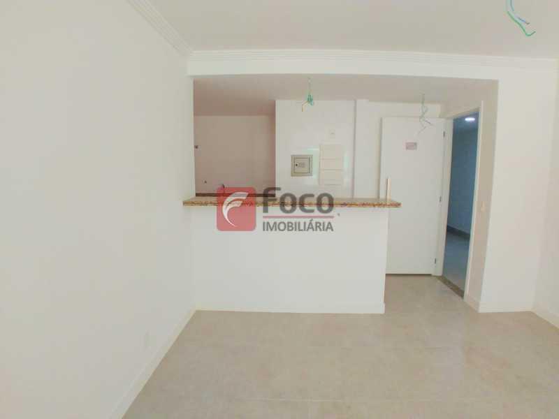 cozinha integrada - Apartamento à venda Rua do Catete,Glória, Rio de Janeiro - R$ 890.000 - JBAP21211 - 23