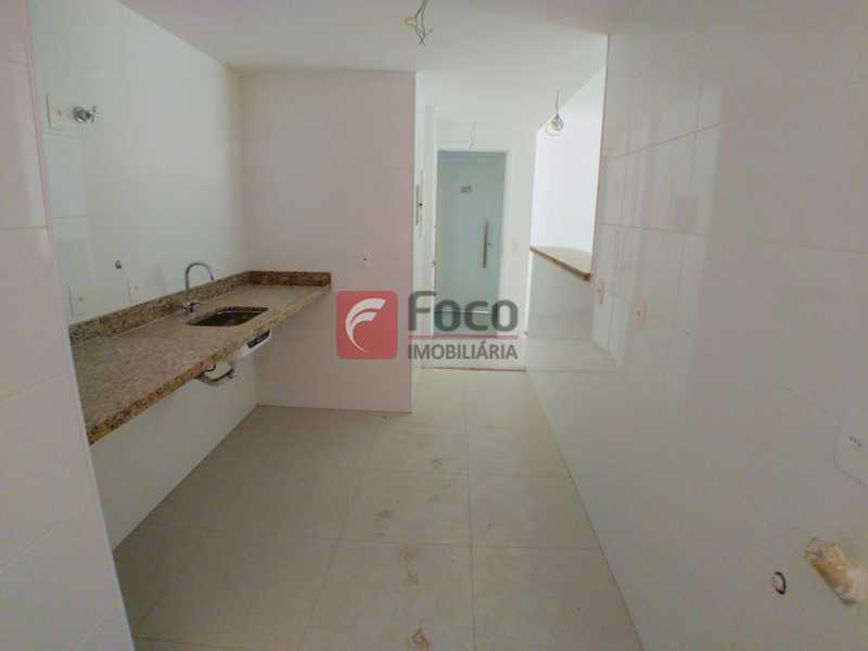 cozinha - Apartamento à venda Rua do Catete,Glória, Rio de Janeiro - R$ 890.000 - JBAP21211 - 22