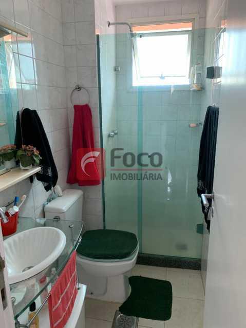 BANHEIRO  - Cobertura à venda Rua das Laranjeiras,Laranjeiras, Rio de Janeiro - R$ 1.600.000 - JBCO30193 - 14