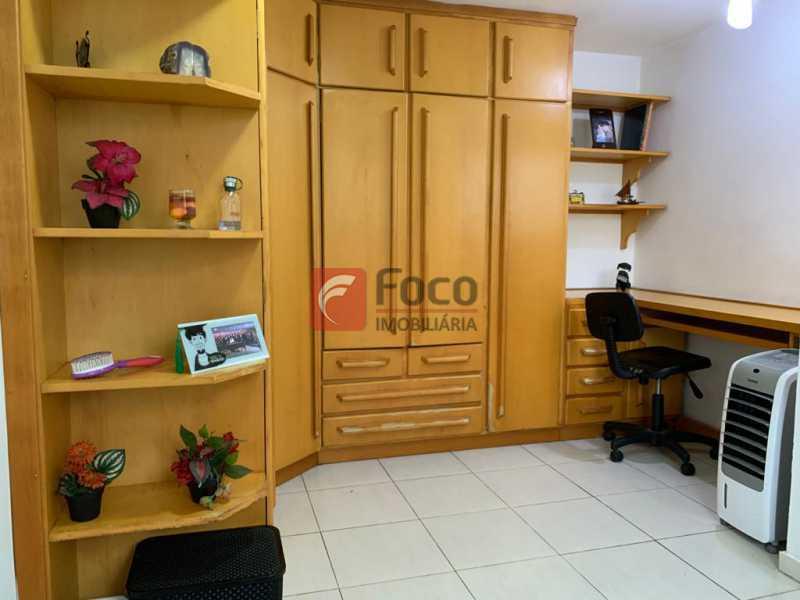 QUARTO 1 - Cobertura à venda Rua das Laranjeiras,Laranjeiras, Rio de Janeiro - R$ 1.600.000 - JBCO30193 - 11