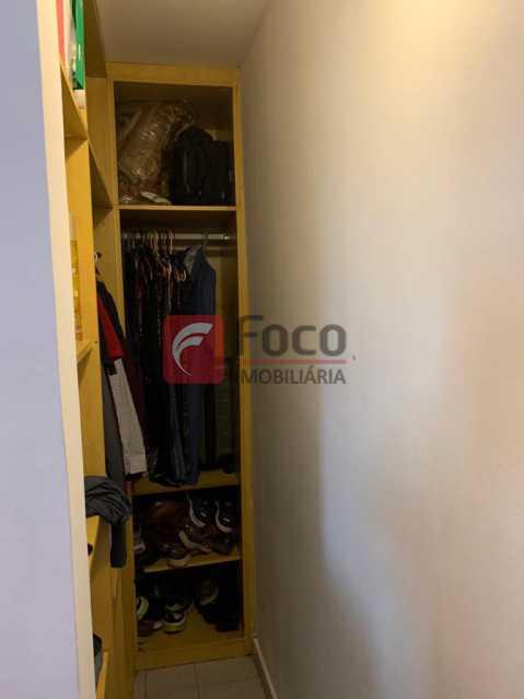 CLOSET - Cobertura à venda Rua das Laranjeiras,Laranjeiras, Rio de Janeiro - R$ 1.600.000 - JBCO30193 - 12