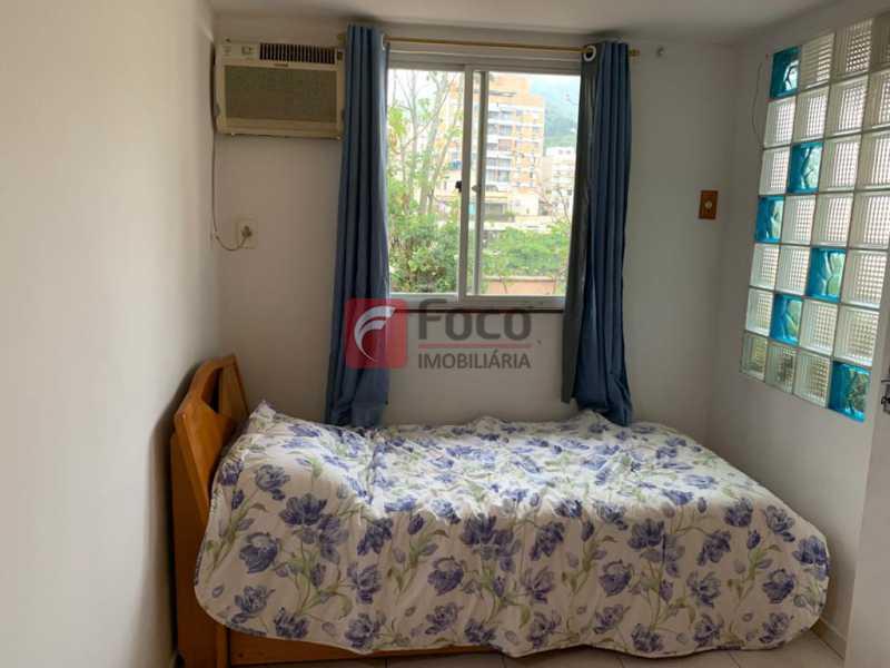 QUARTO 3 - Cobertura à venda Rua das Laranjeiras,Laranjeiras, Rio de Janeiro - R$ 1.600.000 - JBCO30193 - 13