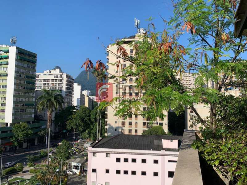 VISTA - Cobertura à venda Rua das Laranjeiras,Laranjeiras, Rio de Janeiro - R$ 1.600.000 - JBCO30193 - 26
