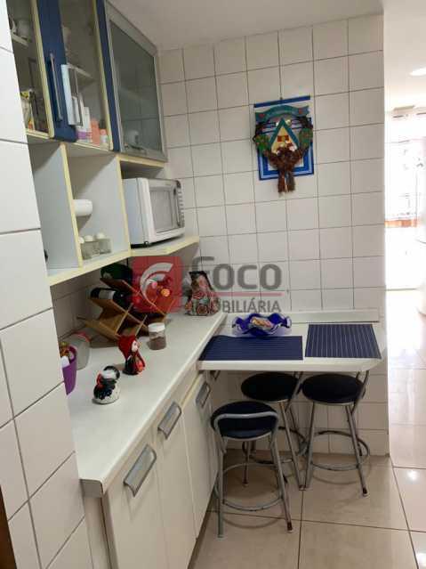 COZINHA - Cobertura à venda Rua das Laranjeiras,Laranjeiras, Rio de Janeiro - R$ 1.600.000 - JBCO30193 - 18