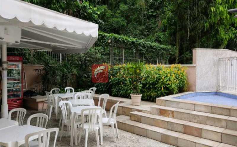 BAR PISCINA - Cobertura à venda Rua das Laranjeiras,Laranjeiras, Rio de Janeiro - R$ 1.600.000 - JBCO30193 - 27