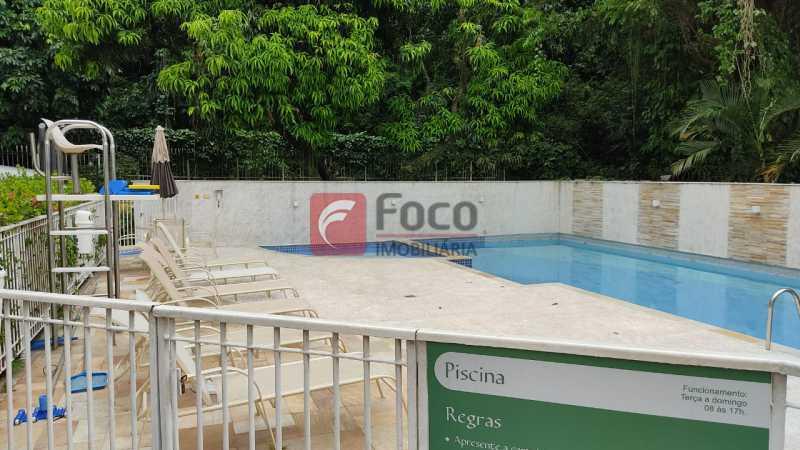 PISCINA - Cobertura à venda Rua das Laranjeiras,Laranjeiras, Rio de Janeiro - R$ 1.600.000 - JBCO30193 - 31