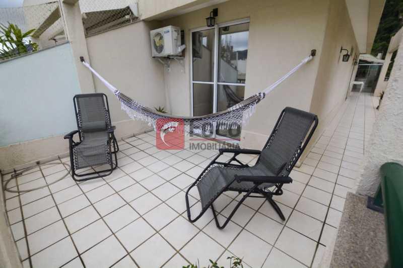 4a78347b-77c5-40ba-942f-b832fa - Cobertura à venda Rua Assunção,Botafogo, Rio de Janeiro - R$ 2.850.000 - JBCO40096 - 23