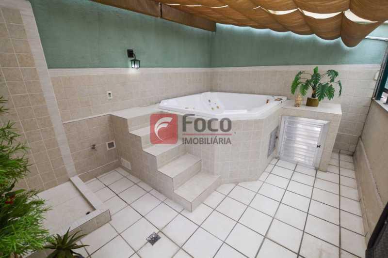 7b26c7e8-ba03-435e-b951-525283 - Cobertura à venda Rua Assunção,Botafogo, Rio de Janeiro - R$ 2.850.000 - JBCO40096 - 26