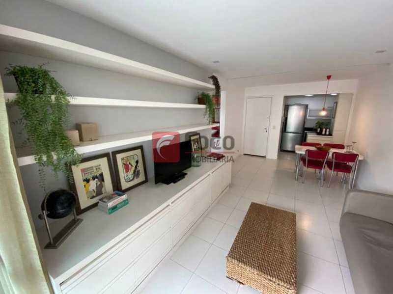 2 - Flat à venda Rua Professor Saldanha,Lagoa, Rio de Janeiro - R$ 890.000 - JBFL10040 - 3