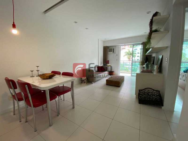3 - Flat à venda Rua Professor Saldanha,Lagoa, Rio de Janeiro - R$ 890.000 - JBFL10040 - 4