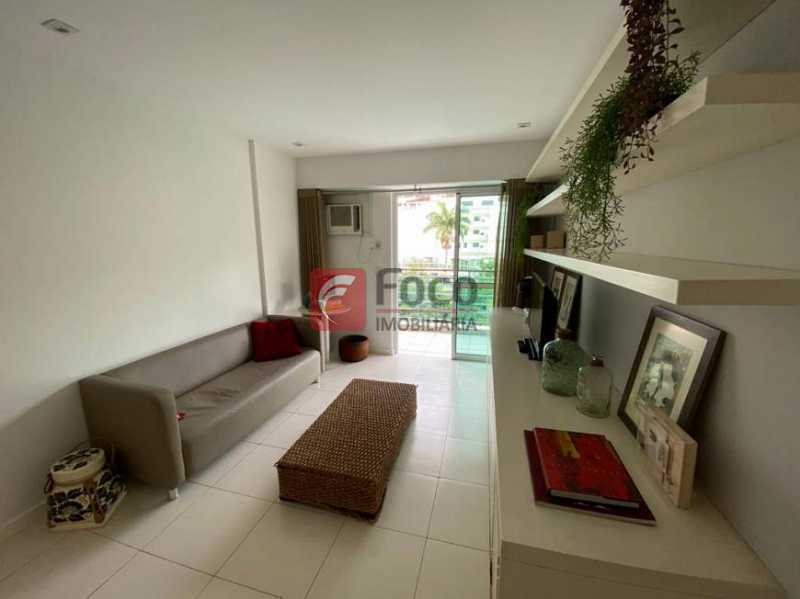 4 - Flat à venda Rua Professor Saldanha,Lagoa, Rio de Janeiro - R$ 890.000 - JBFL10040 - 5