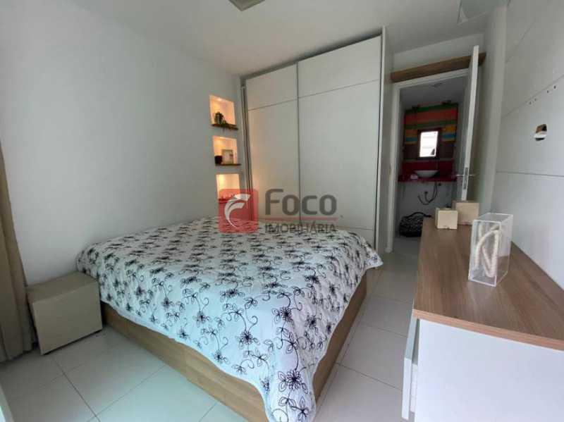 10 - Flat à venda Rua Professor Saldanha,Lagoa, Rio de Janeiro - R$ 890.000 - JBFL10040 - 11