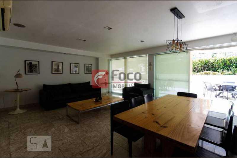 14 - Flat à venda Rua Professor Saldanha,Lagoa, Rio de Janeiro - R$ 890.000 - JBFL10040 - 15
