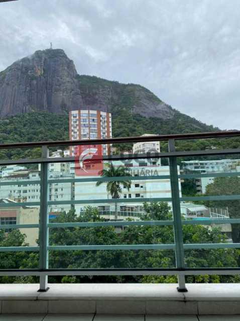 17 - Flat à venda Rua Professor Saldanha,Lagoa, Rio de Janeiro - R$ 890.000 - JBFL10040 - 18