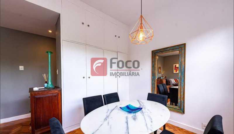 7 - Apartamento à venda Avenida Rodrigo Otavio,Gávea, Rio de Janeiro - R$ 1.700.000 - JBAP31607 - 8