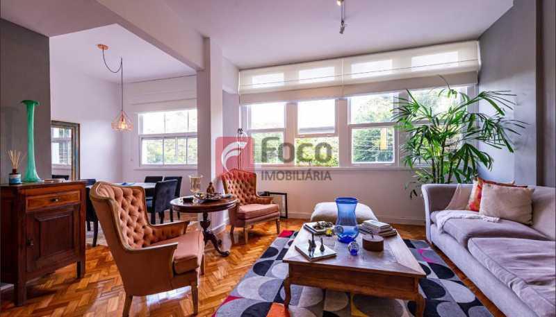 1 - Apartamento à venda Avenida Rodrigo Otavio,Gávea, Rio de Janeiro - R$ 1.700.000 - JBAP31607 - 1