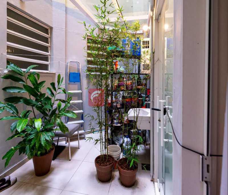24 - Apartamento à venda Avenida Rodrigo Otavio,Gávea, Rio de Janeiro - R$ 1.700.000 - JBAP31607 - 25