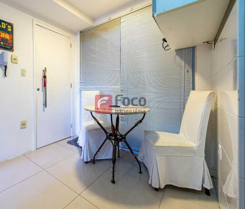18 - Apartamento à venda Avenida Rodrigo Otavio,Gávea, Rio de Janeiro - R$ 1.700.000 - JBAP31607 - 19