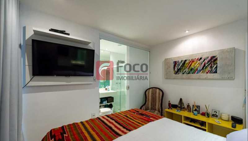 10 - Apartamento à venda Avenida Rodrigo Otavio,Gávea, Rio de Janeiro - R$ 1.700.000 - JBAP31607 - 11