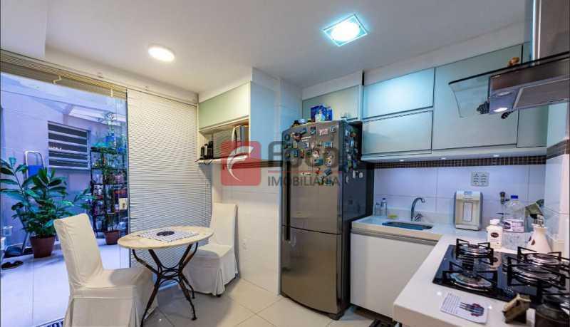 19 - Apartamento à venda Avenida Rodrigo Otavio,Gávea, Rio de Janeiro - R$ 1.700.000 - JBAP31607 - 20