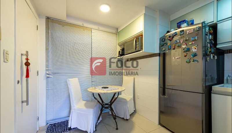 21 - Apartamento à venda Avenida Rodrigo Otavio,Gávea, Rio de Janeiro - R$ 1.700.000 - JBAP31607 - 22