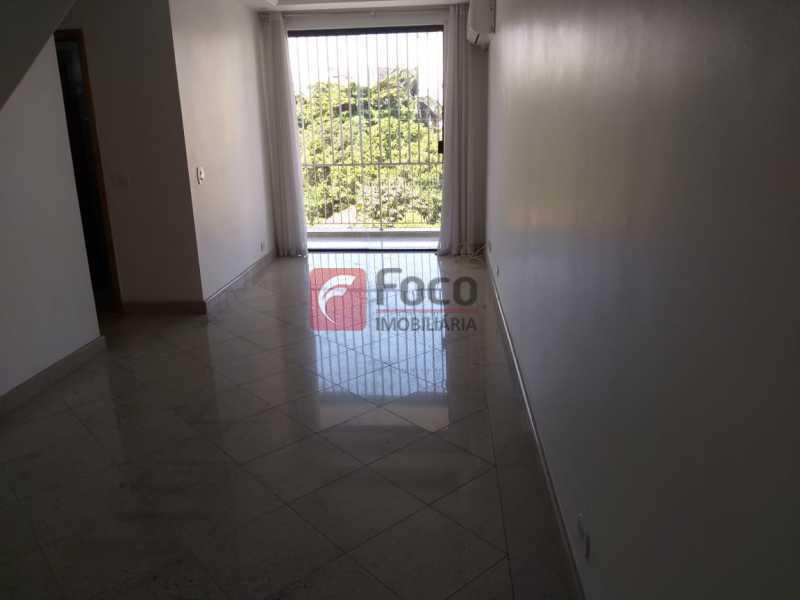 SALA - Cobertura à venda Rua Marquesa de Santos,Laranjeiras, Rio de Janeiro - R$ 1.890.000 - JBCO30195 - 1