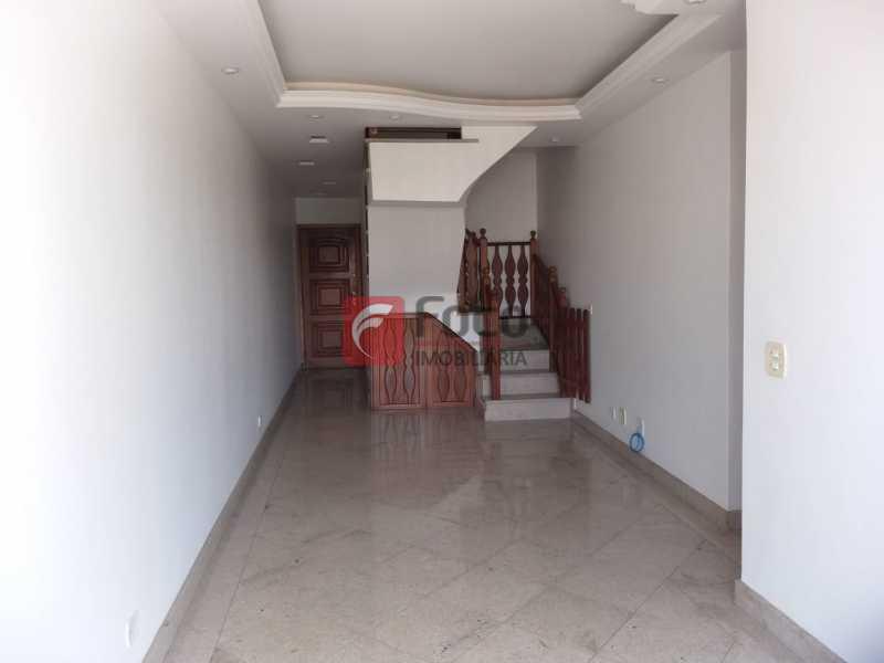 SALA - Cobertura à venda Rua Marquesa de Santos,Laranjeiras, Rio de Janeiro - R$ 1.890.000 - JBCO30195 - 3