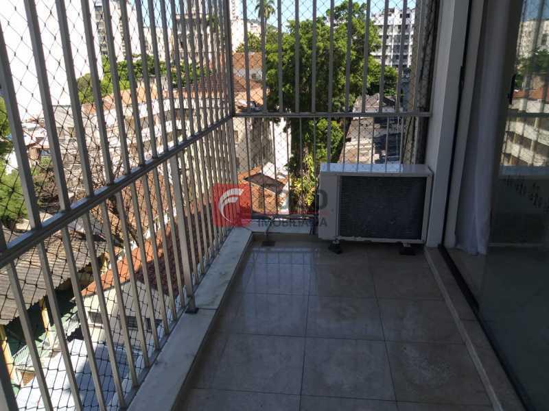 VARANDA - Cobertura à venda Rua Marquesa de Santos,Laranjeiras, Rio de Janeiro - R$ 1.890.000 - JBCO30195 - 9