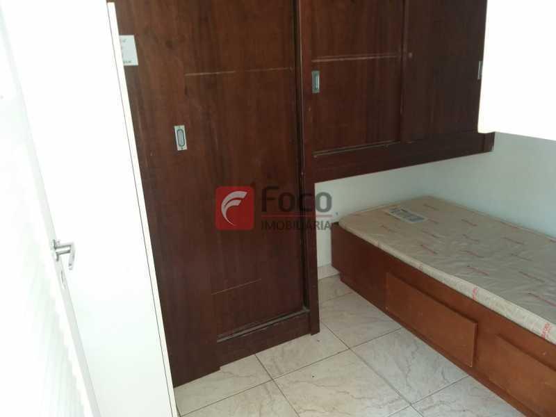 DEPENDÊNCIA - Cobertura à venda Rua Marquesa de Santos,Laranjeiras, Rio de Janeiro - R$ 1.890.000 - JBCO30195 - 12