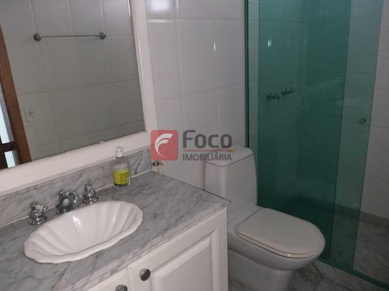 BANHEIRO SOCIAL 2 - Cobertura à venda Rua Marquesa de Santos,Laranjeiras, Rio de Janeiro - R$ 1.890.000 - JBCO30195 - 19