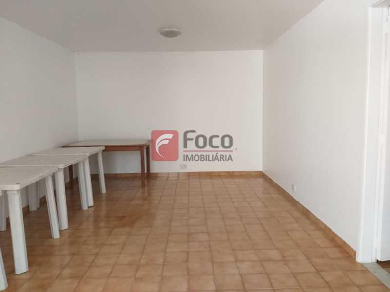 SALÃO DE FESTAS - Cobertura à venda Rua Marquesa de Santos,Laranjeiras, Rio de Janeiro - R$ 1.890.000 - JBCO30195 - 27