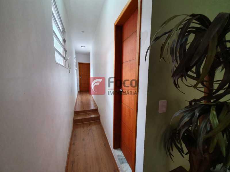 9 - Casa à venda Rua Pereira da Silva,Laranjeiras, Rio de Janeiro - R$ 1.290.000 - JBCA80009 - 23