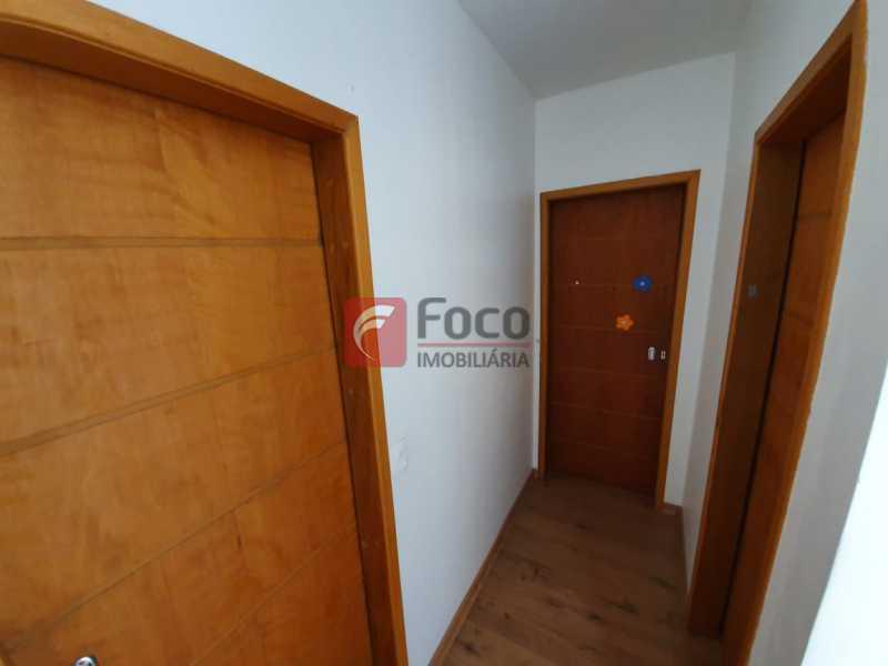 18 - Casa à venda Rua Pereira da Silva,Laranjeiras, Rio de Janeiro - R$ 1.290.000 - JBCA80009 - 25