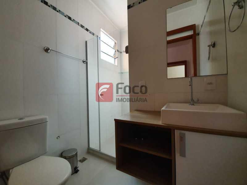 19 - Casa à venda Rua Pereira da Silva,Laranjeiras, Rio de Janeiro - R$ 1.290.000 - JBCA80009 - 16